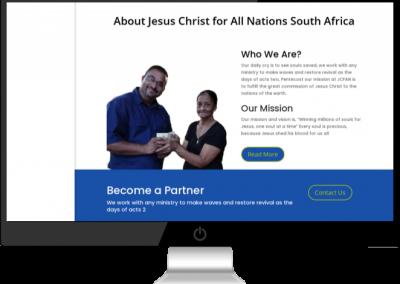 Johannesburg Christian Family Center